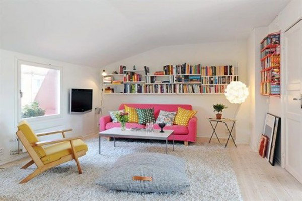 Cosy Apartment Interior Design